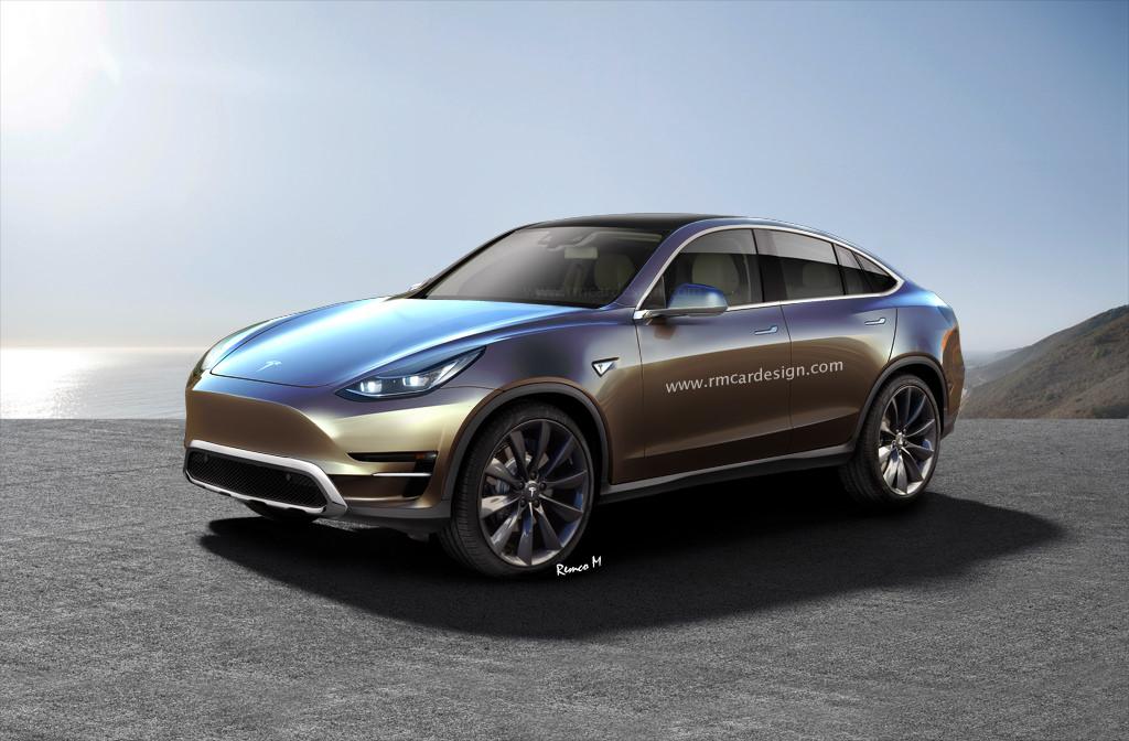 Новые подробности доступного электрокроссовера Tesla Model Y 2020