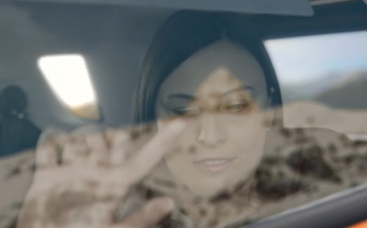 Feel The View - автомобильные стекла для слепых