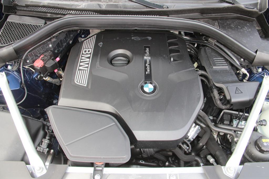 Мотор BMW X3 2018