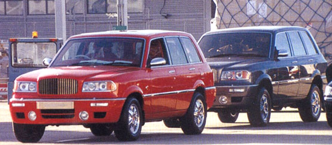 Авто-факт: общий предок Bentley Bentayga и Rolls-Royce Cullinan