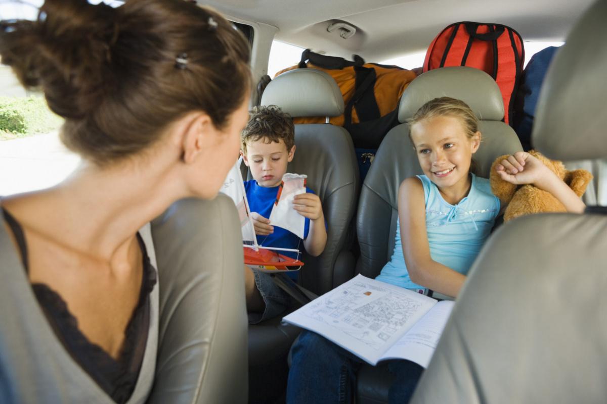 Средства от укачивания детей в дороге - советы