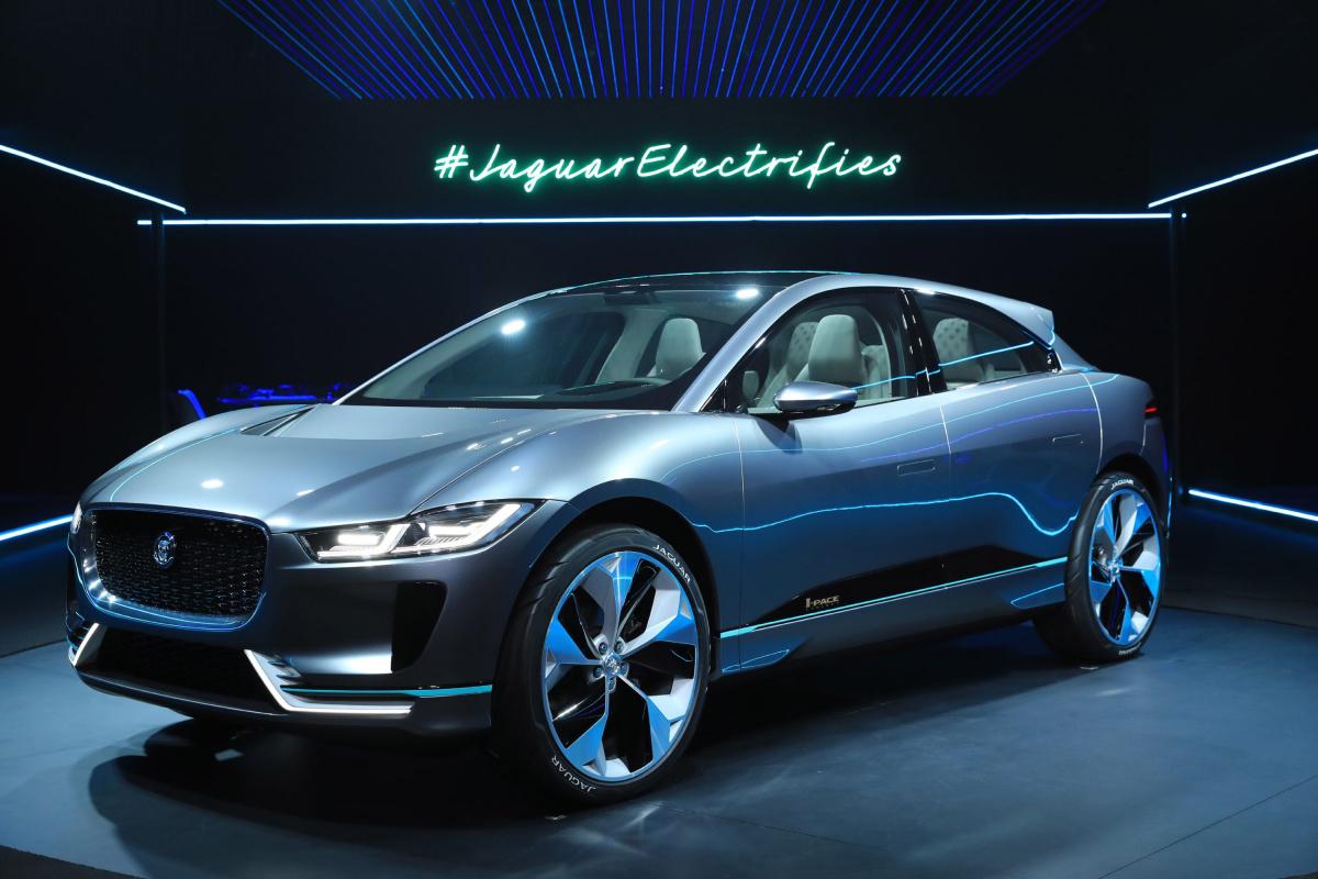7 модных трендов автоиндустрии сегодня - электромобили и плагин-гибриды будут кроссоверами