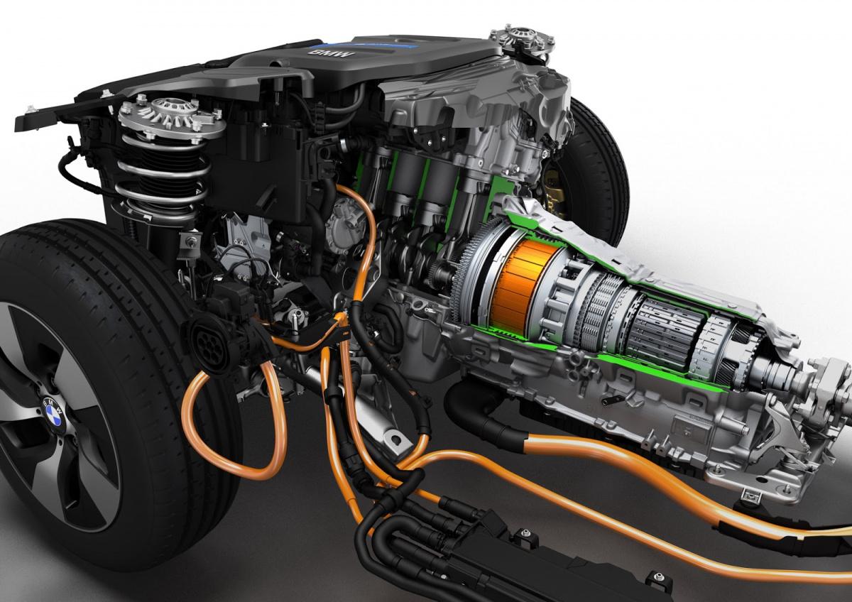 Электромобили будут дешеветь - электродвигатель