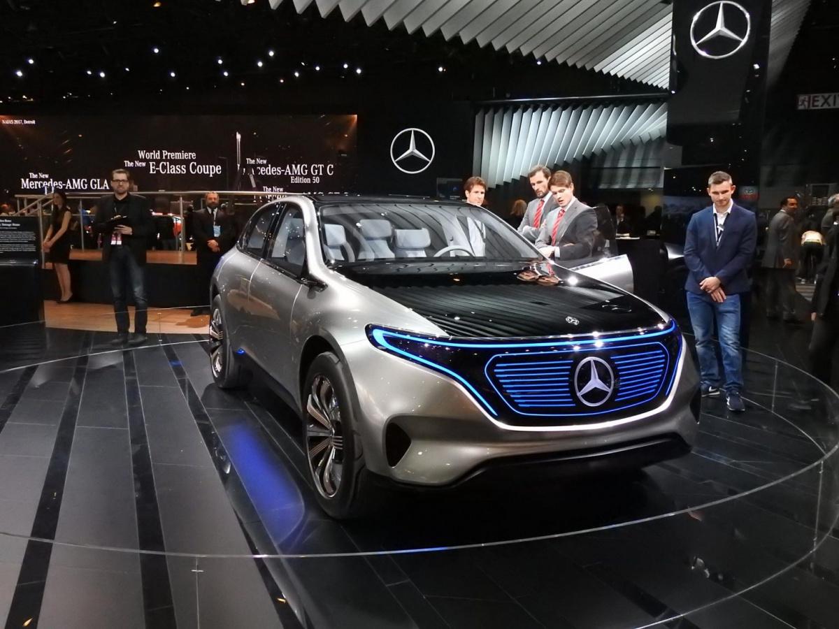 Mercedes-Benz EQ С