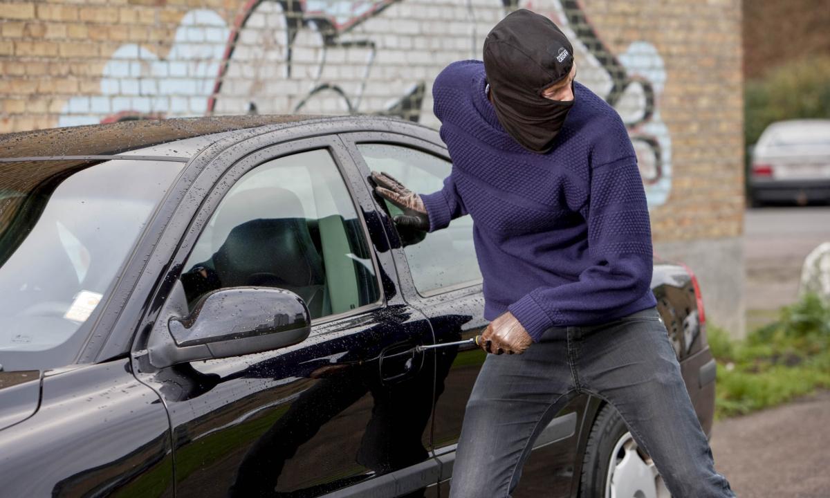 Автоворы - кража авто