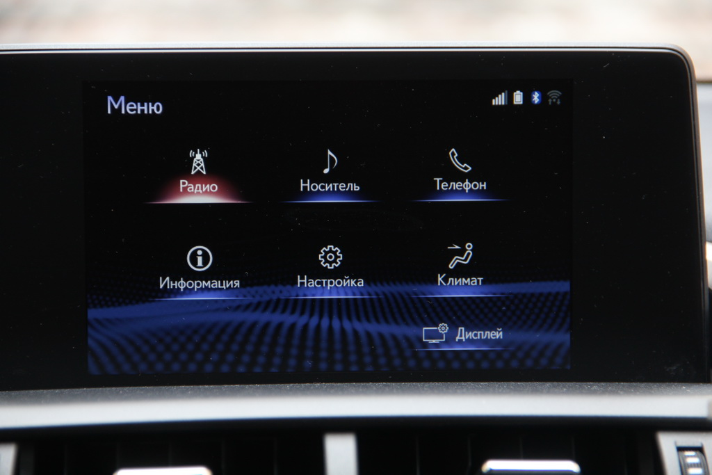 Отличия Lexus NX 2018 300h