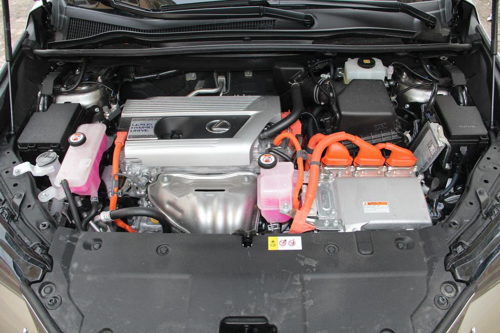 Силовая установка Lexus NX 2018