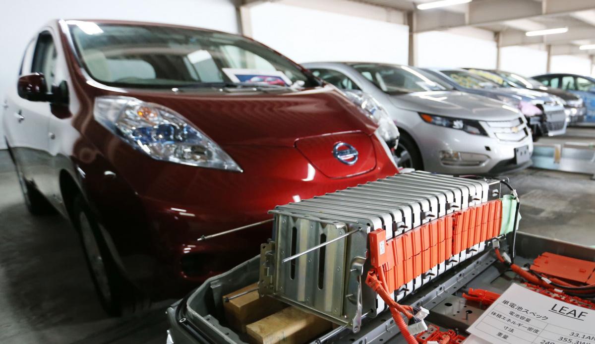 Электромобили будут дешеветь - уменьшение стоимости батареи для электромобилей