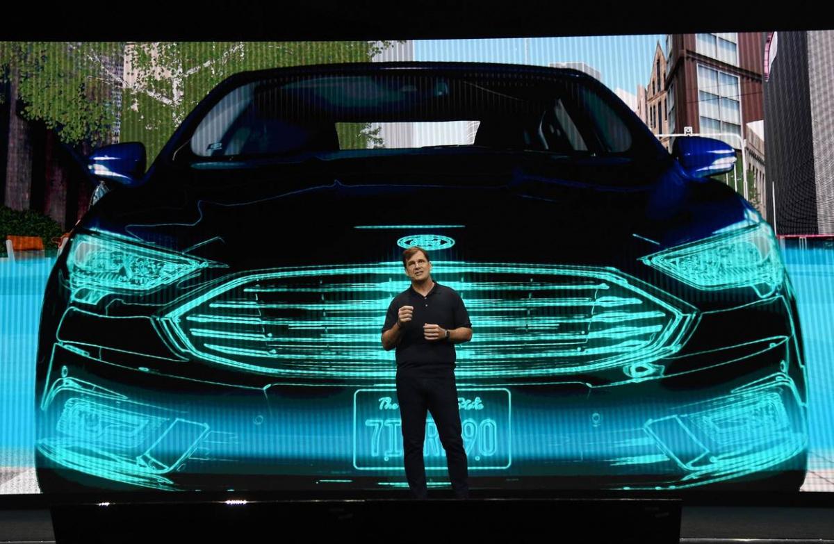 Электромобили будут дешеветь - платформа для электромобилей Ford