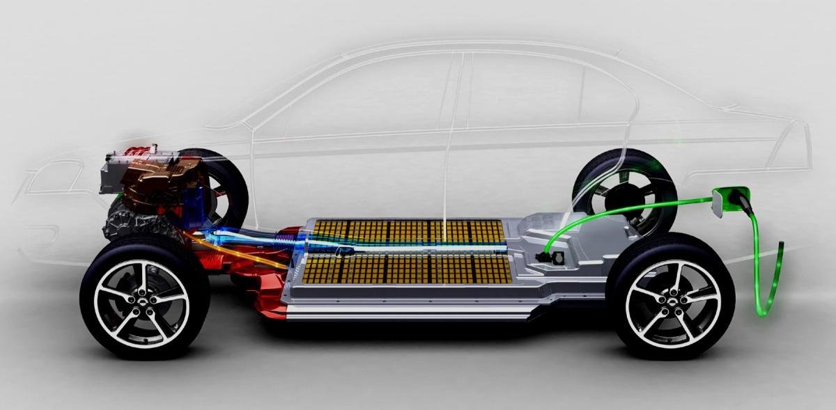 Электромобили будут дешеветь - платформа для электромобилей