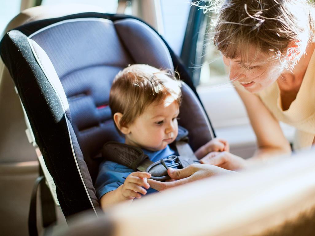Детское укачивание - профилактика