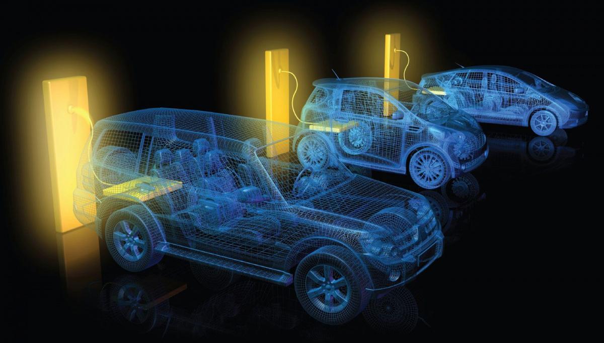 Электромобили будут дешеветь - управляющая электроника