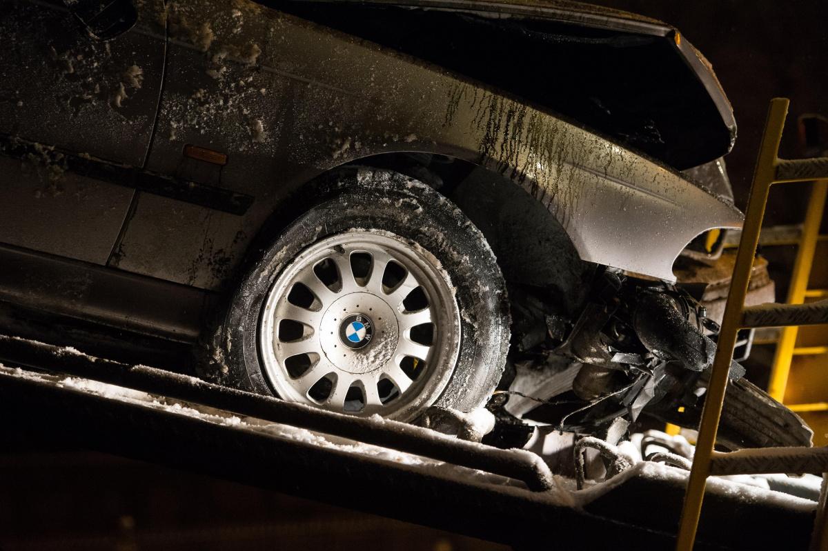 уровень безопасности автомобиля
