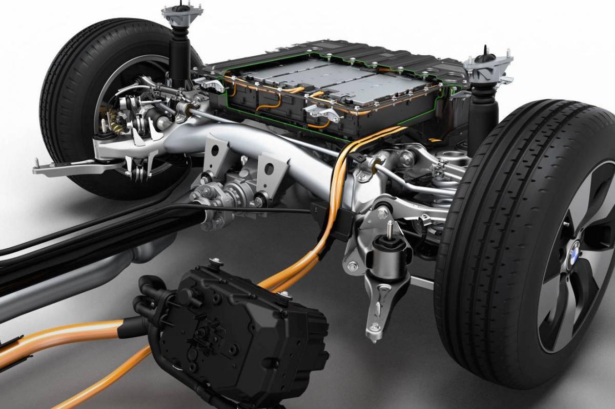Электромобили будут дешеветь - батарея