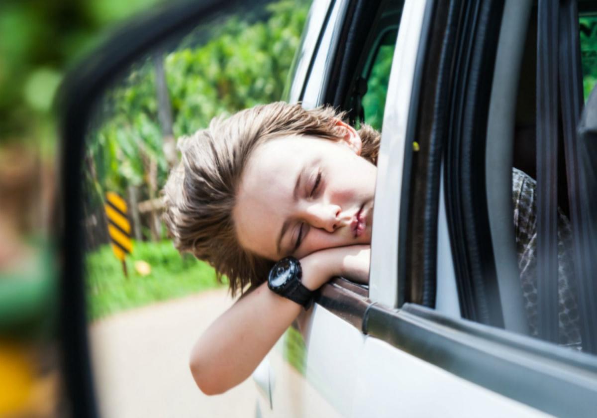 Средства от укачивания детей в дороге