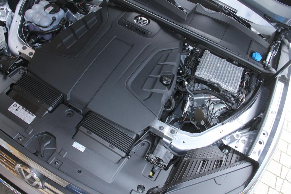 Мотор Volkswagen Touareg 2018