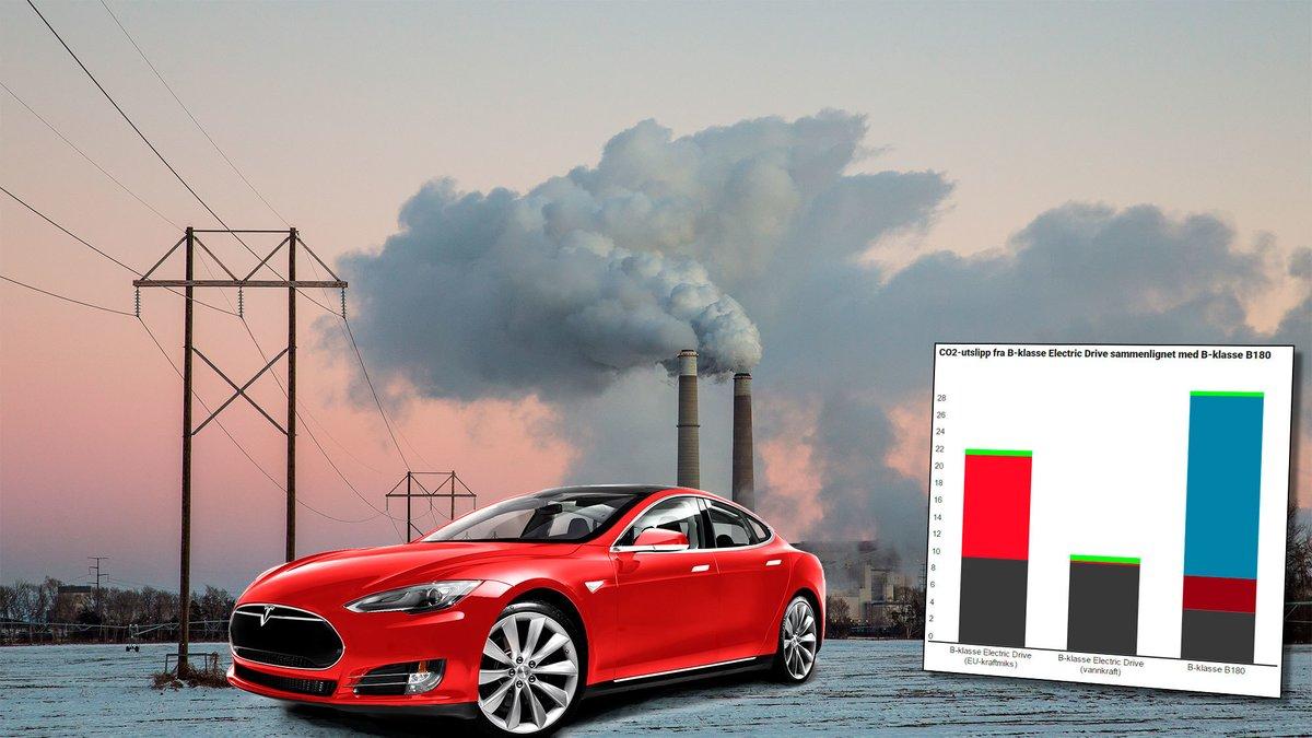 Электромобили будут дешеветь - экология