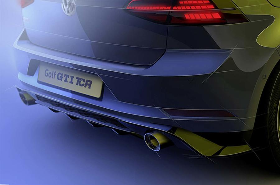 Самый быстрый VW Golf GTI: 6 секунд до сотни и гибридная установка