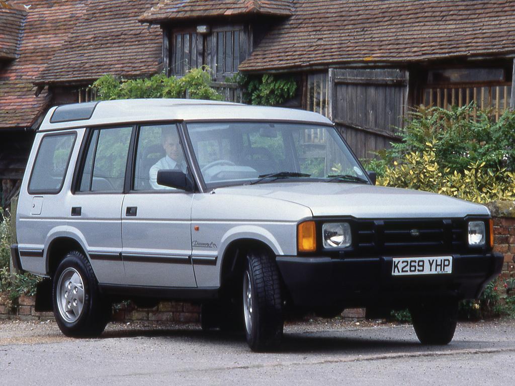 Топ-7 самых лучших Land Rover всех времен