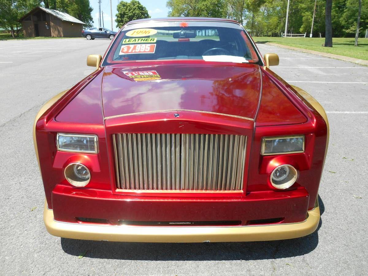 Rolls-Royce Железного человека подают по цене Ланоса