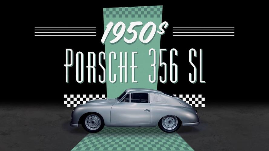 Картинки по запросу 50-е – Porsche 356 SL