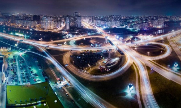 В Киеве собираются реконструировать две развязки