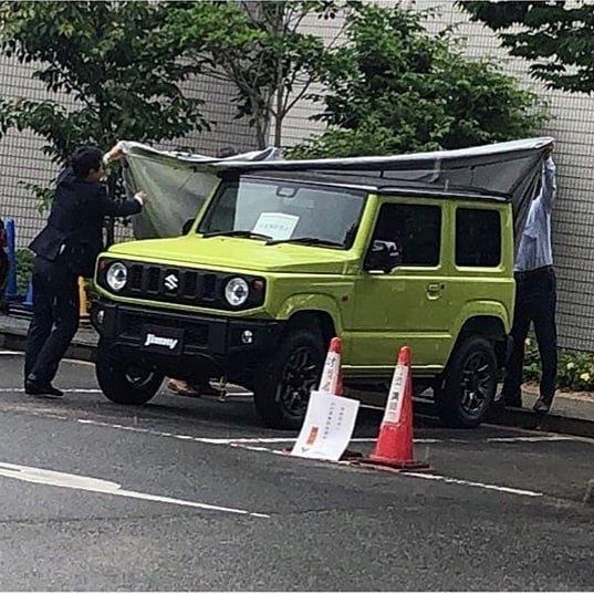 Suzuki Jimmy 2018