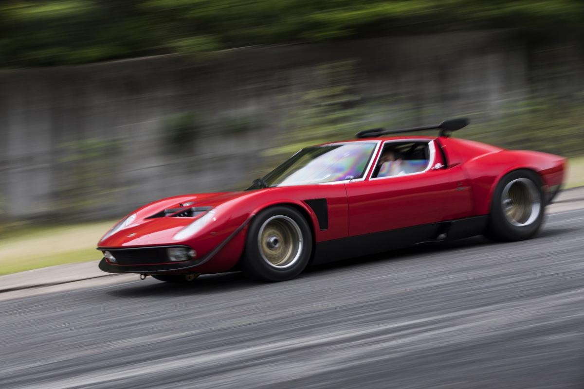 Самый редкий суперкар Lamborghini вернули из небытия