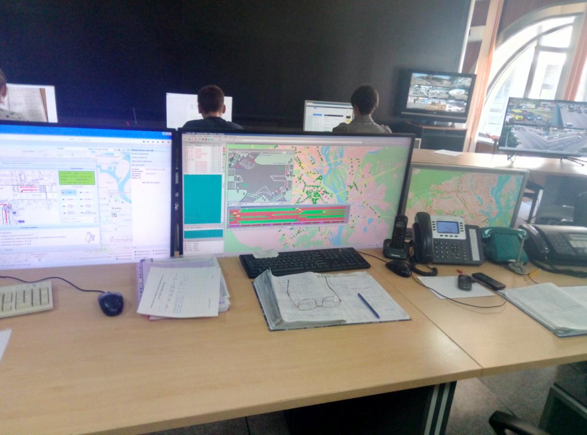 Светофоры - «Центр организации дорожного движения» (ЦОДД)
