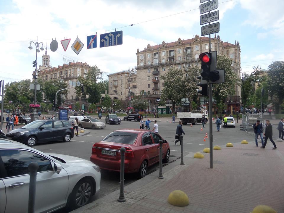 Светофоры Киева