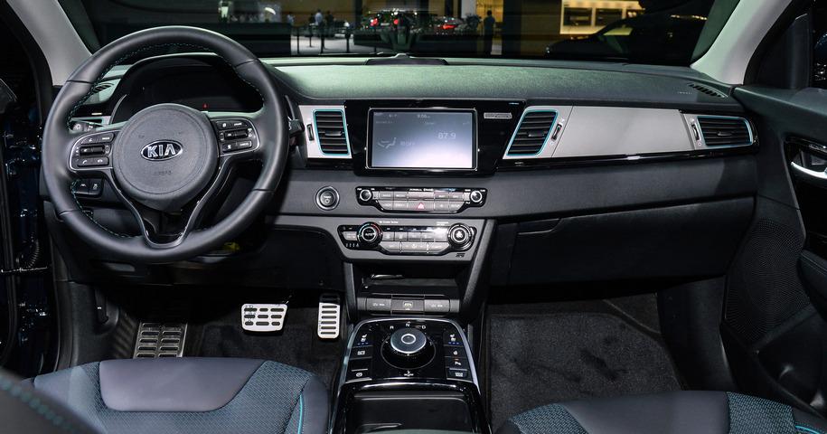 Все подробности электромобиля Kia Niro EV