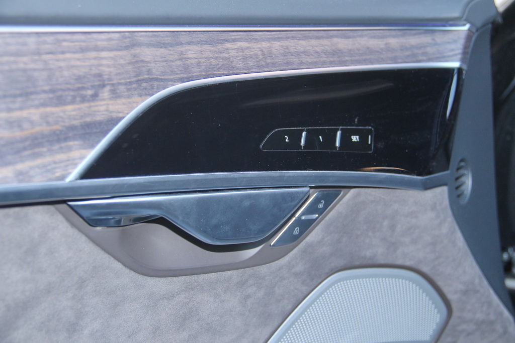 Ручка двери на Audi A8 L