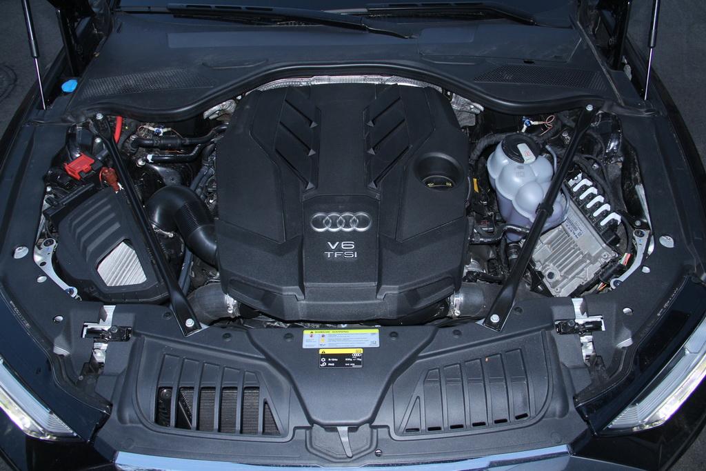Моторы для новой Audi A8
