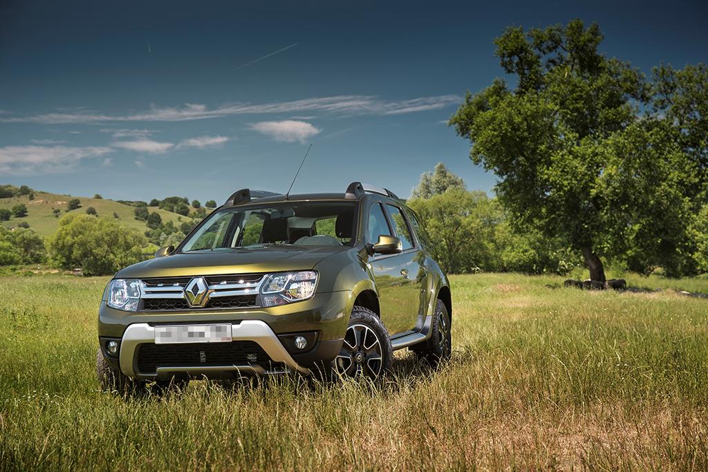 Вмае продажи Renault вРоссии выросли на11%