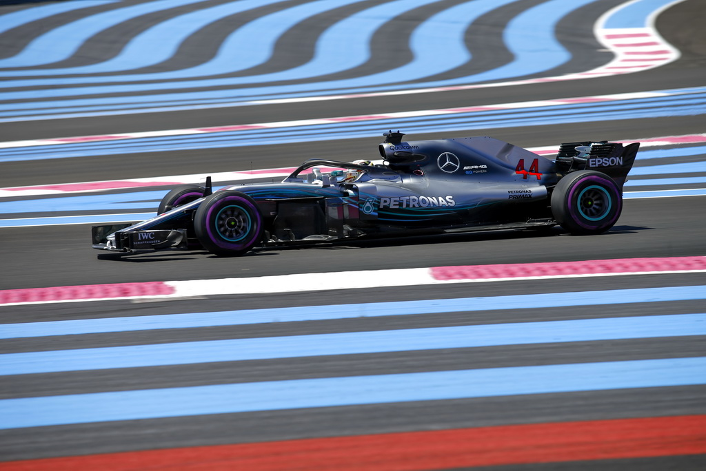 GP France Race