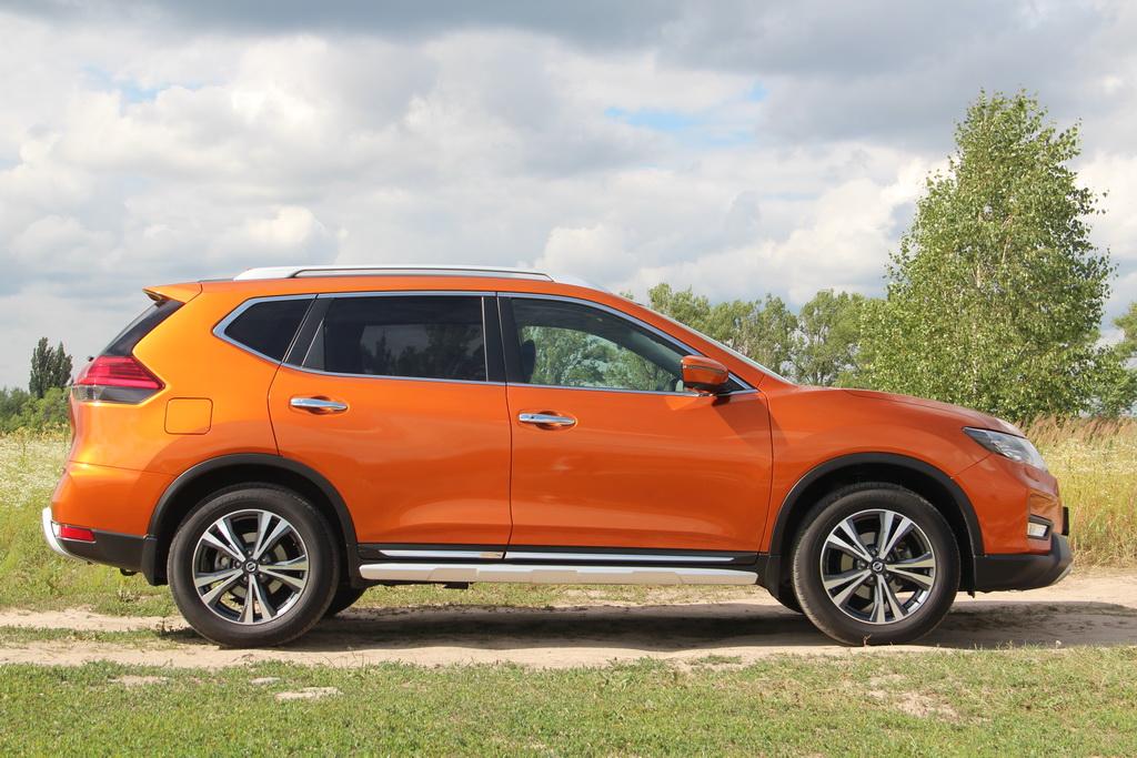 Внешность Nissan X-Trail 2017