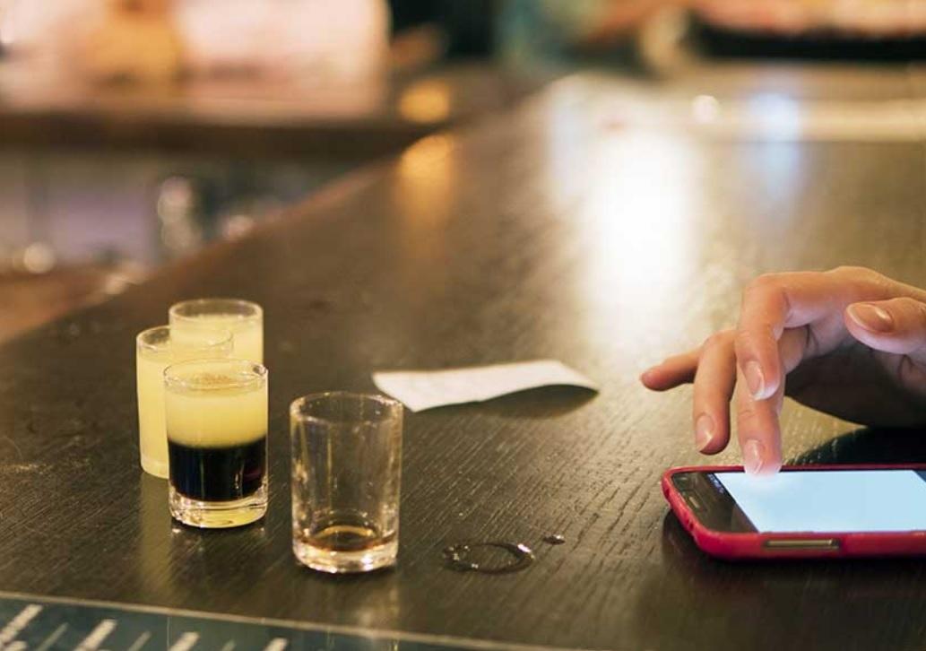 Технология Uber будет выявлять пьяных клиентов