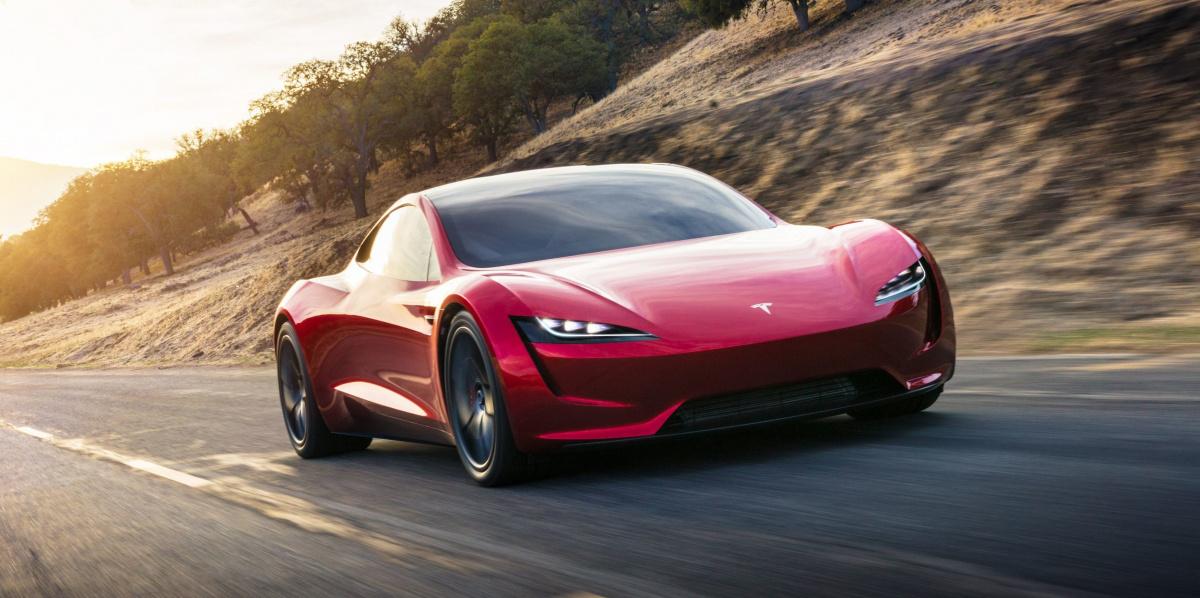 Tesla Rodster
