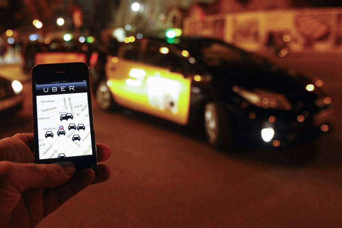 Новая разработка Uber: выявление иотбраковка нетрезвых клиентов