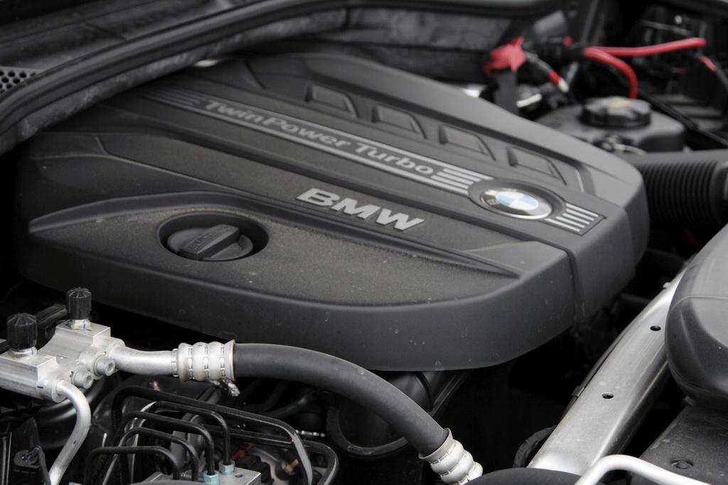 2-литровый турбодизель BMW X5 (F15)