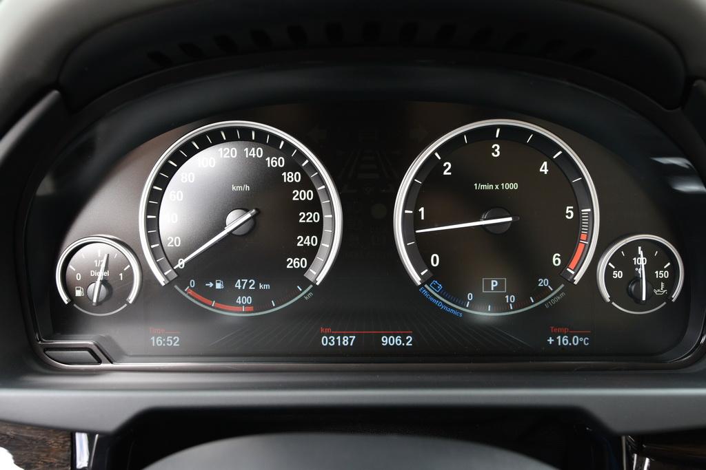 Щиток приборов BMW X5 (F15)