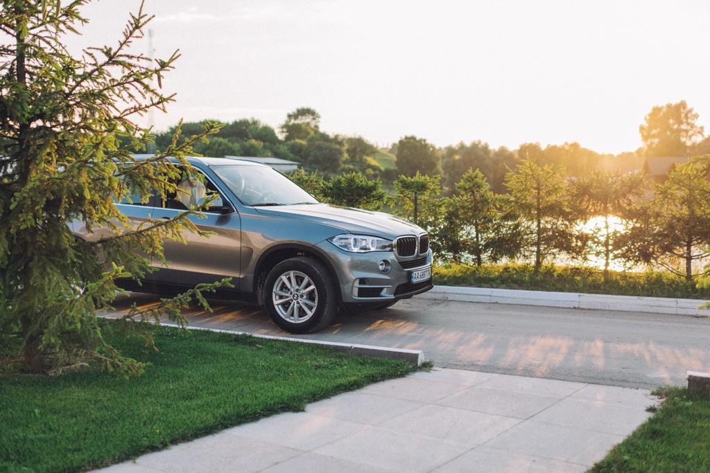 Внешность BMW X5 (F15)