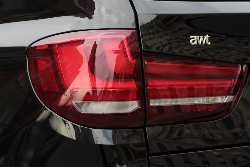 Задняя оптика BMW X5 (F15)