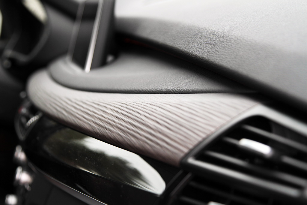 Отделка BMW X5 (F15)