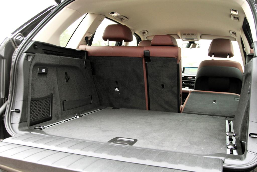 Багажник BMW X5 (F15)