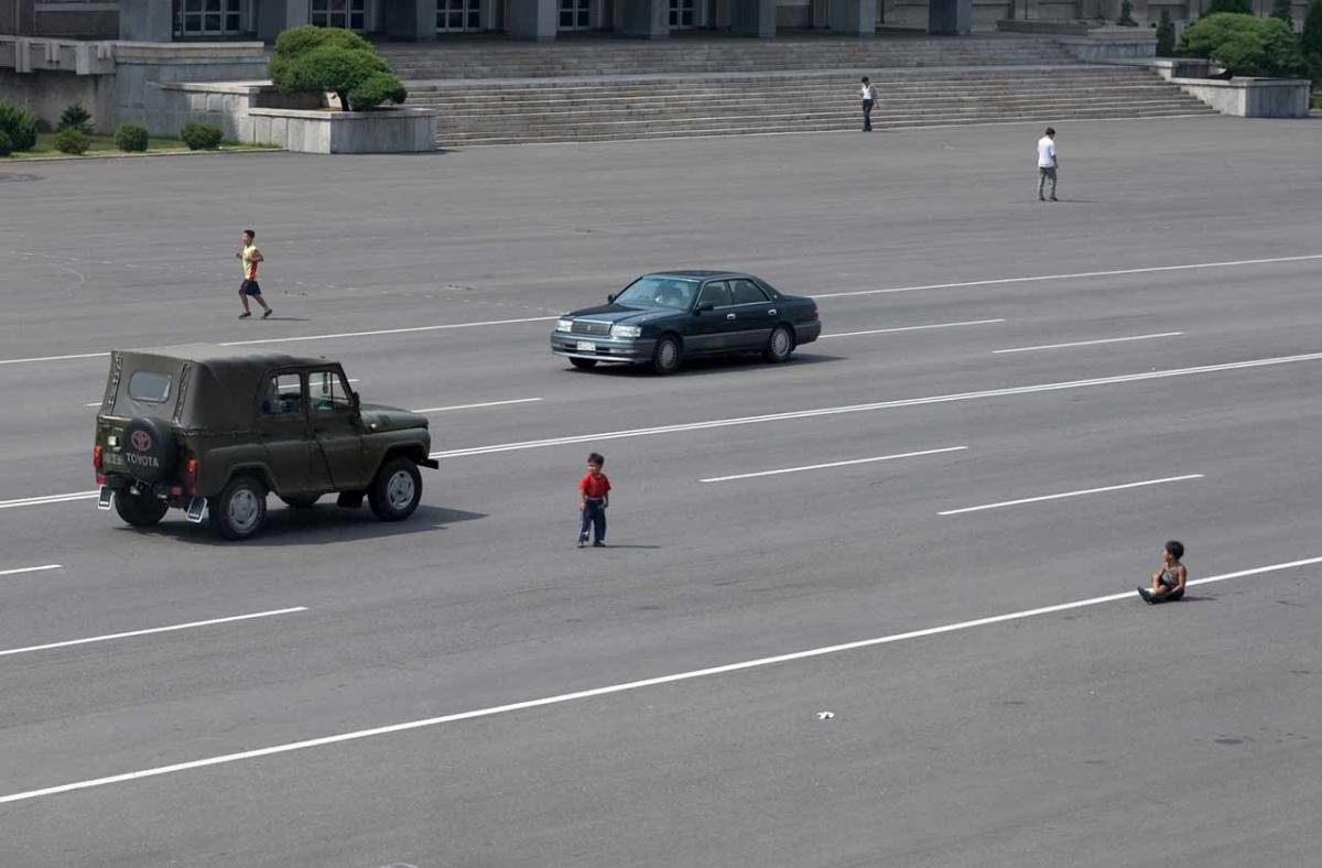 авто Северной Кореи КНДР