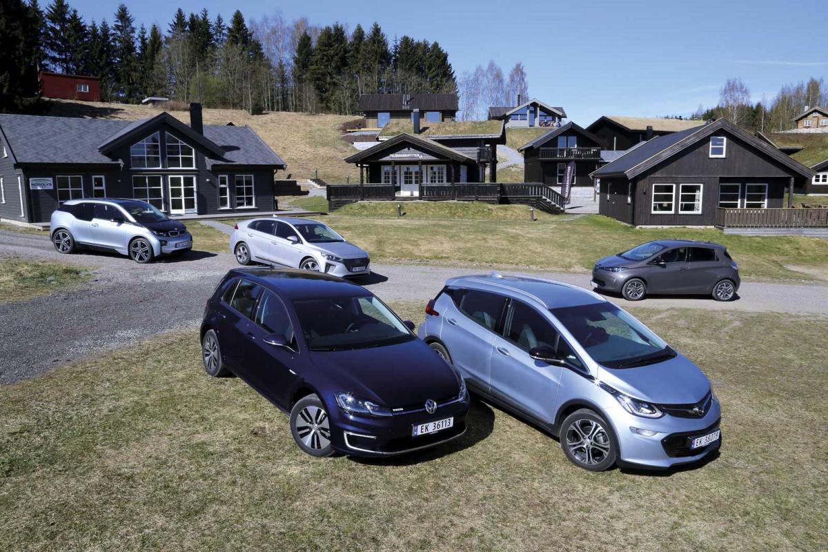 В Норвегии эксплуатировать электромобиль дешевле, чем авто на ископаемом топливе