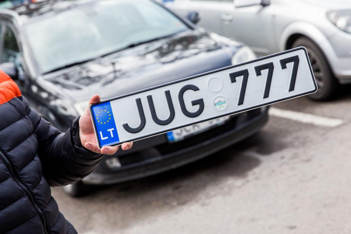 импорт авто в Литву