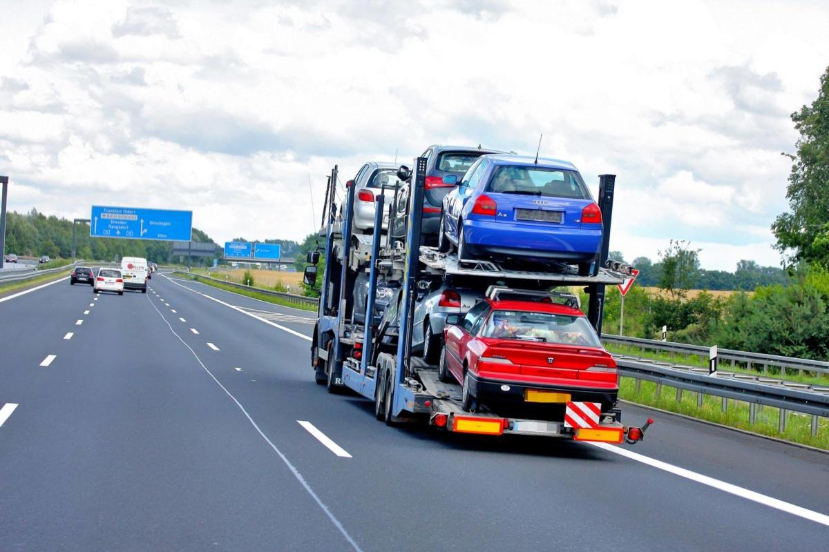 импорт подержанных авто в Польшу