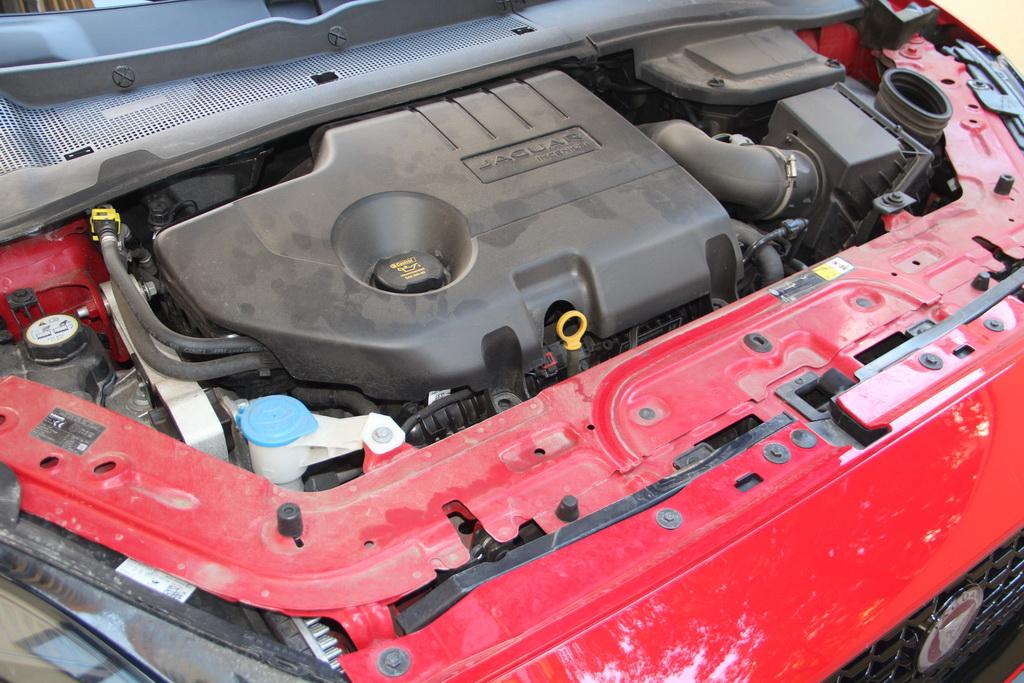 Моторы для Jaguar E-Pace